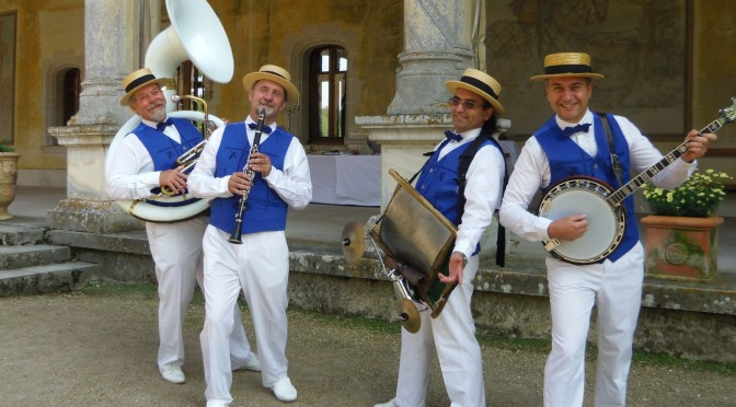 Groupe de jazz traditionnel
