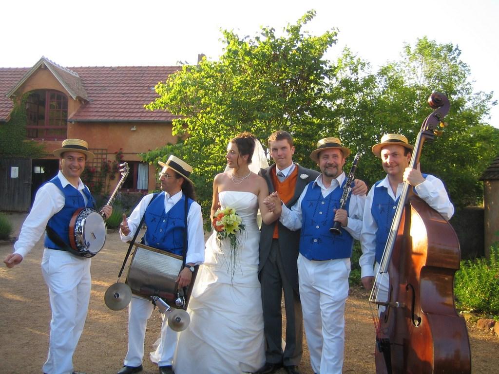 orchestre jazz mariage