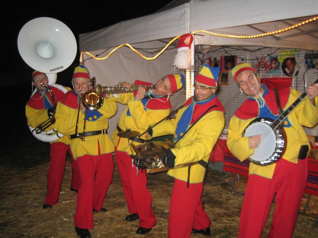 Orchestre Les Lutins du Père-Noël