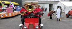 Jazzymobile carnaval parade hérouville