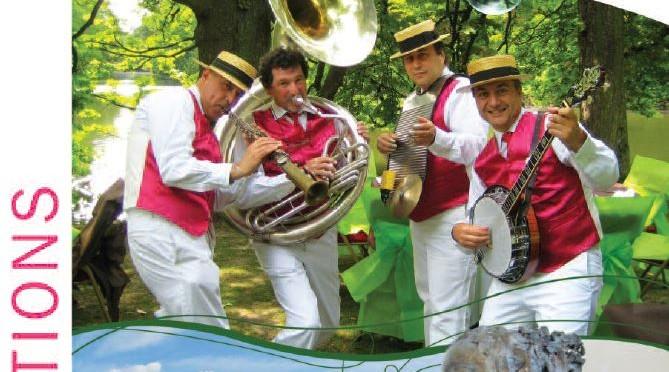 orchestre jazz new orleans bourbonne les bains