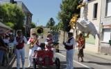 Orchestre Jazzymobile animation de rue