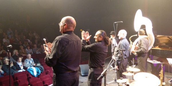 Jazz new orleans concert Chauny