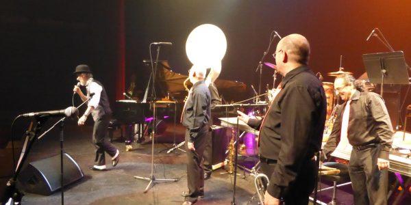 Orchestre jazz Festival Concert Chauny 02300