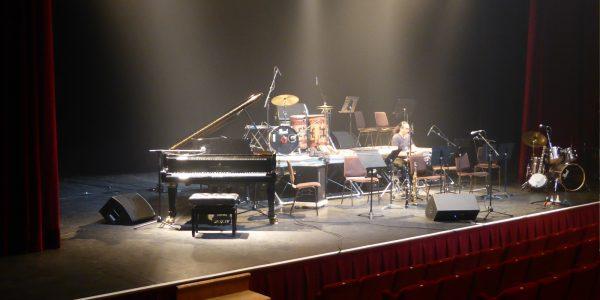 Scène concert jazz Chauny