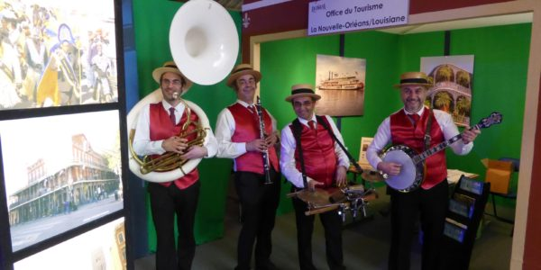 Groupe jazz Loiret