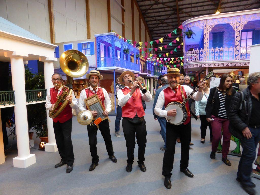 Fanfare jazz new orleans