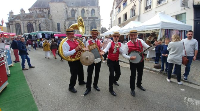 groupe jazz années folles new orleans Dourdan