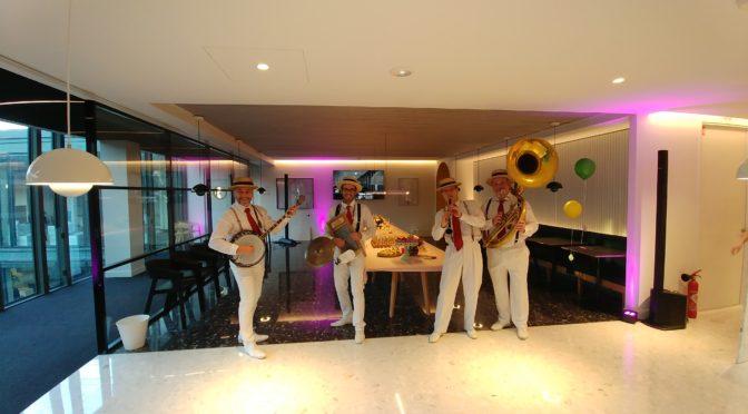 Quartet jazz new orleans Neuilly-sur-Seine