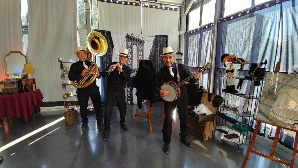 Groupe jazz gatsby