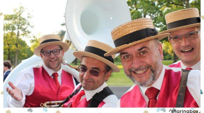 Orchestre jazz mariage new orleans_Domaine de Montigny 60117 Russy-Bémont