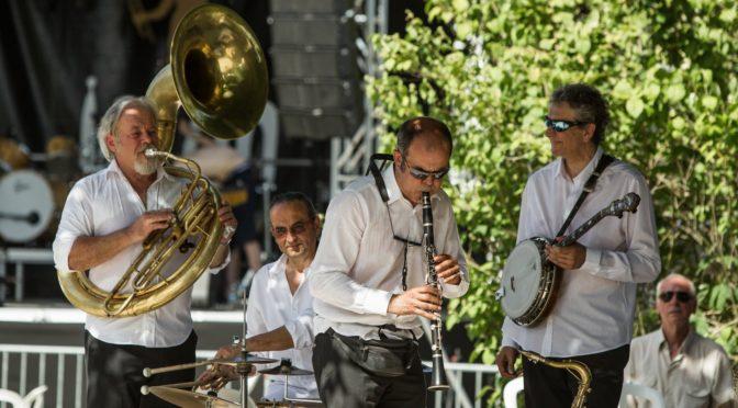 Orchestre Dixieland Parade_Festival Jazzin Cheverny