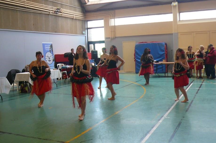 Troupe de danse Tahiti