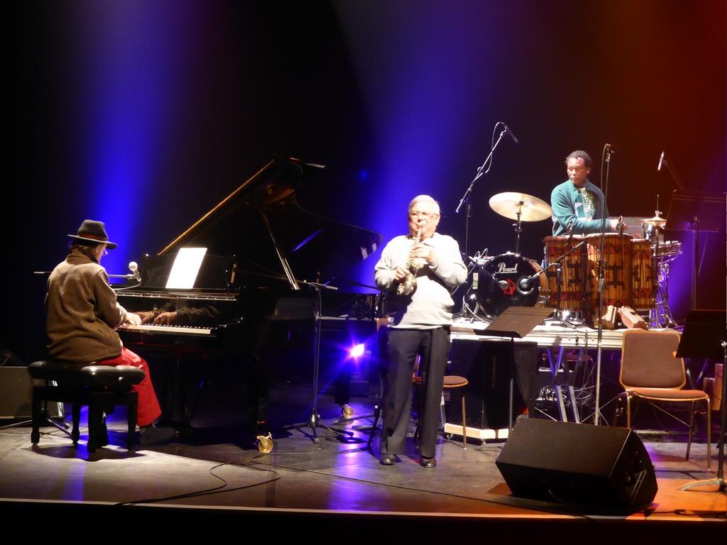 festival jazz swing oasis de Chauny