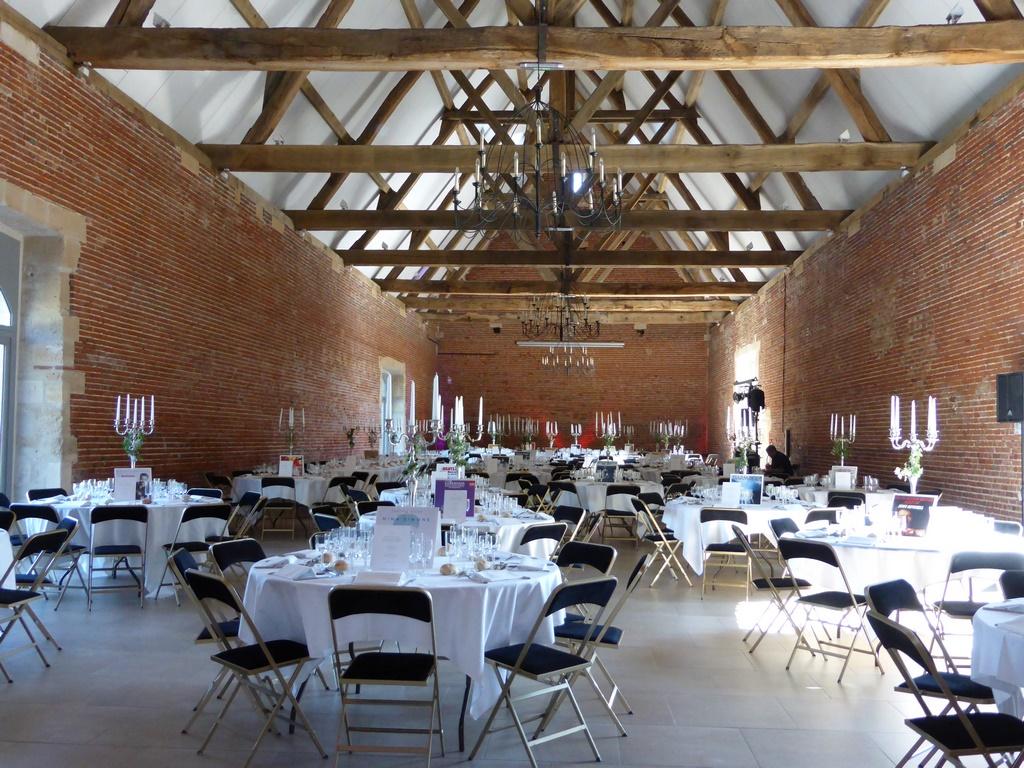 Domaine de Boissy-le-Bois la salle de repas