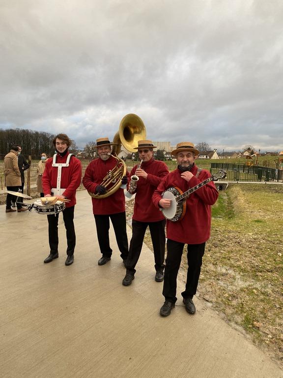 orchestre de jazz new orleans à Clichy-sous-Bois 93